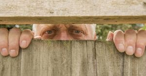 Nosey neighbors know more than you know