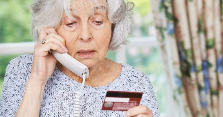 The 5 most common scams with the elderly