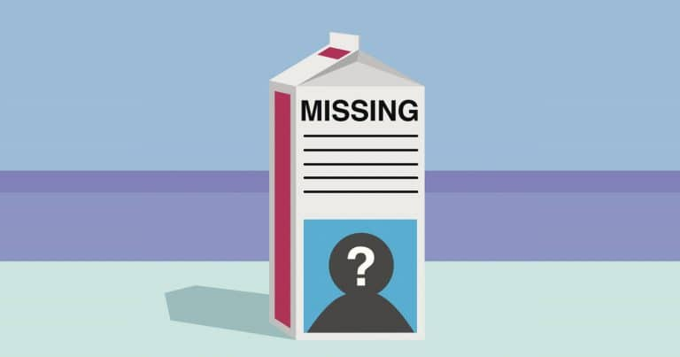 Locating A Missing Person