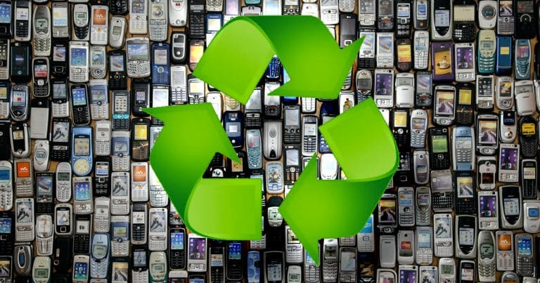 CP - The Importance of Recycling Your Cell Phone
